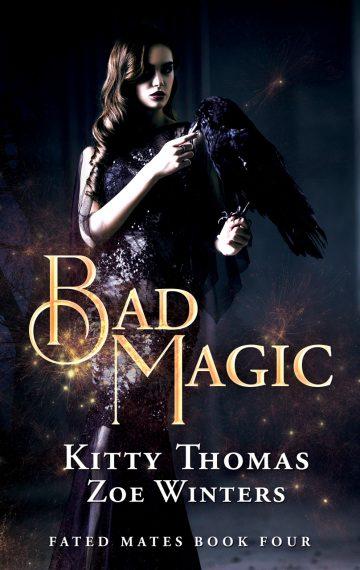 Bad Magic (Fated Mates, #4)