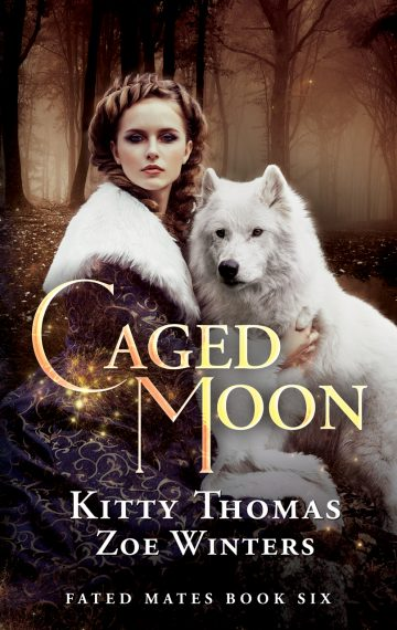 Caged Moon (Fated, #6)